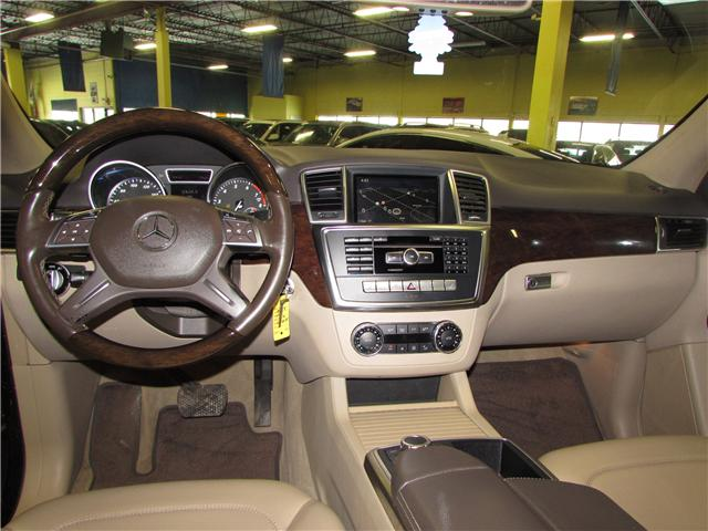 2012 Mercedes-Benz M-Class Base (Stk: 5545) in North York - Image 9 of 15