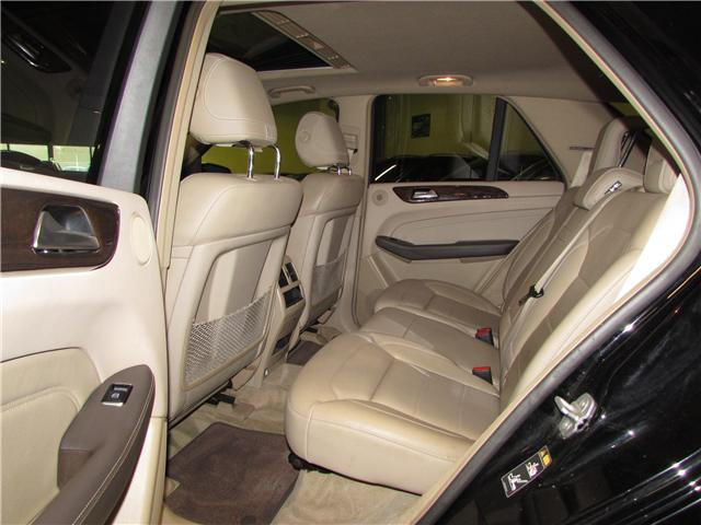 2012 Mercedes-Benz M-Class Base (Stk: 5545) in North York - Image 11 of 15