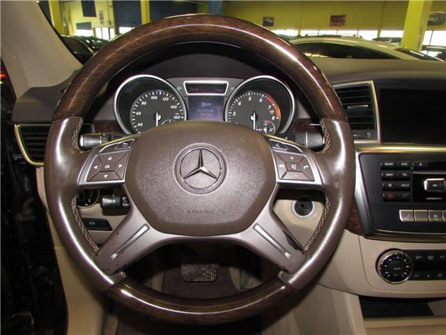2012 Mercedes-Benz M-Class Base (Stk: 5545) in North York - Image 10 of 15