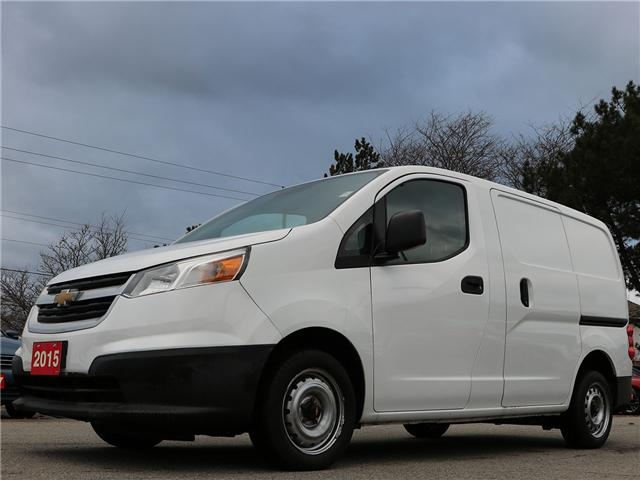 2015 Chevrolet City Express LT  B-Tooth  Keyless Ent  Dream Work Vehicle! (Stk: 5188) in Stoney Creek - Image 1 of 26