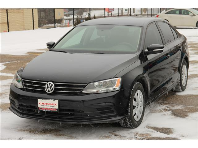 2015 Volkswagen Jetta 2.0L Trendline+ (Stk: 1901035) in Waterloo - Image 1 of 25
