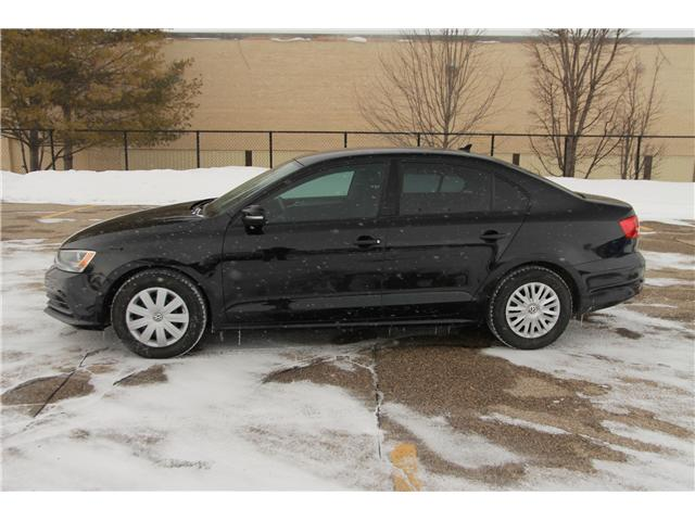 2015 Volkswagen Jetta 2.0L Trendline+ (Stk: 1901035) in Waterloo - Image 2 of 25