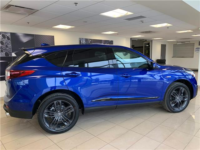2019 Acura RDX A-Spec (Stk: D12565) in Toronto - Image 2 of 10