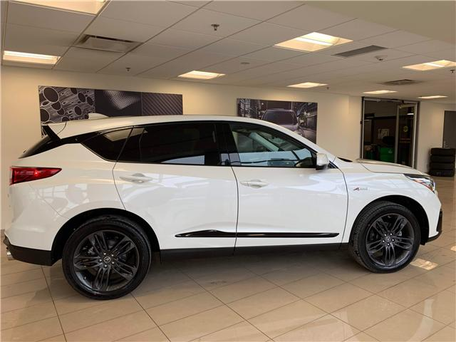 2019 Acura RDX A-Spec (Stk: D12489) in Toronto - Image 2 of 10