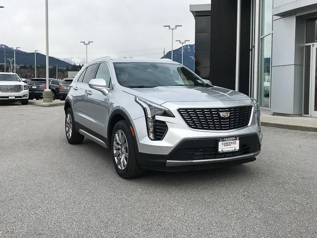 2019 Cadillac XT4 Premium Luxury (Stk: 9D00100) in North Vancouver - Image 2 of 23