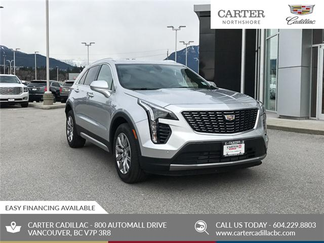 2019 Cadillac XT4 Premium Luxury (Stk: 9D00100) in North Vancouver - Image 1 of 23