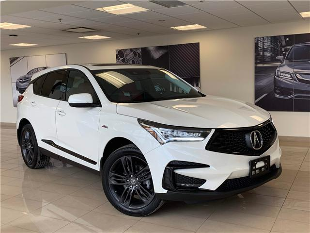 2019 Acura RDX A-Spec (Stk: D12511) in Toronto - Image 1 of 10
