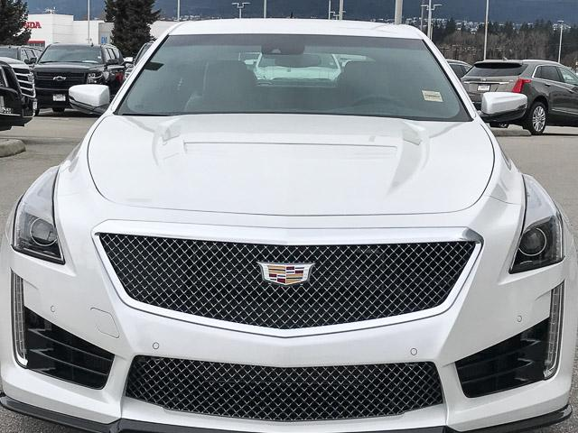 2017 Cadillac CTS-V Base (Stk: 971610) in North Vancouver - Image 10 of 25
