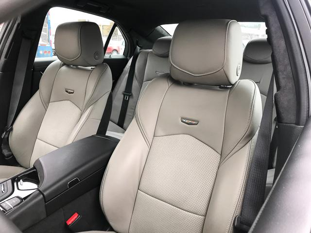 2017 Cadillac CTS-V Base (Stk: 971610) in North Vancouver - Image 19 of 25