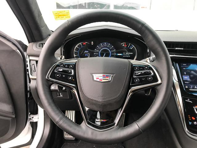 2017 Cadillac CTS-V Base (Stk: 971610) in North Vancouver - Image 15 of 25