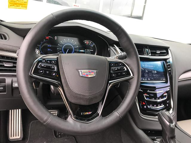 2017 Cadillac CTS-V Base (Stk: 971610) in North Vancouver - Image 18 of 25