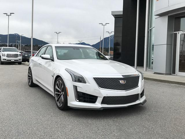 2017 Cadillac CTS-V Base (Stk: 971610) in North Vancouver - Image 2 of 25