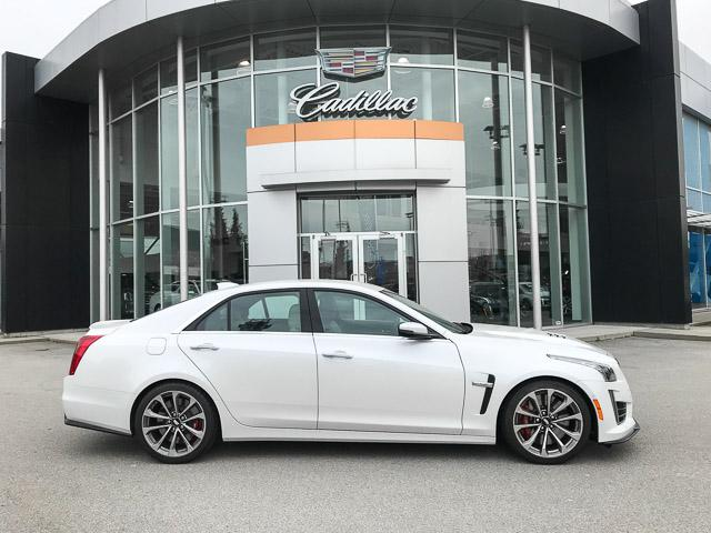 2017 Cadillac CTS-V Base (Stk: 971610) in North Vancouver - Image 3 of 25