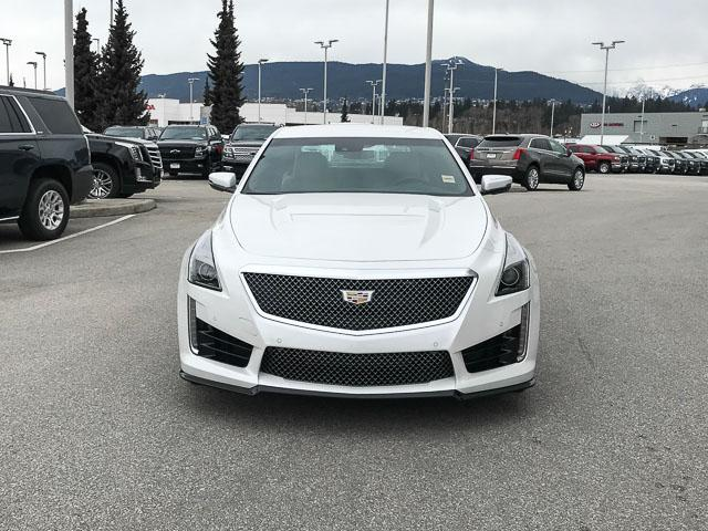 2017 Cadillac CTS-V Base (Stk: 971610) in North Vancouver - Image 9 of 25