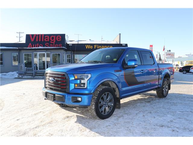 2016 Ford F-150 Lariat 1FTEW1EF6GFB72998 P36183 in Saskatoon