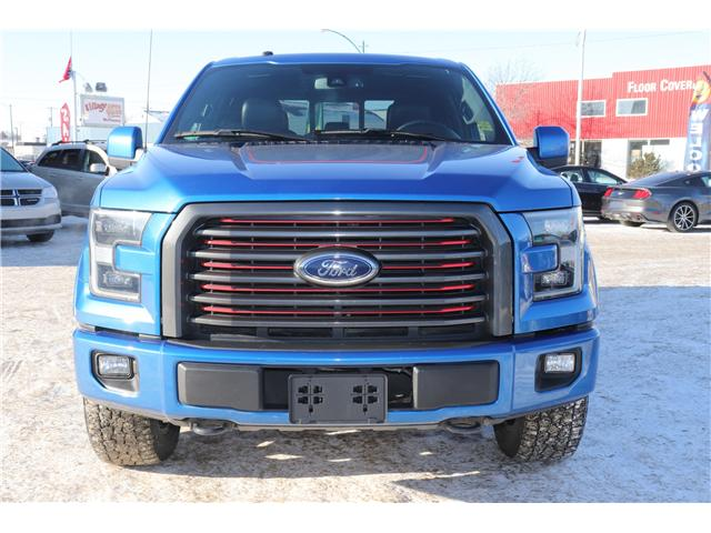 2016 Ford F-150 Lariat (Stk: P36183) in Saskatoon - Image 25 of 30