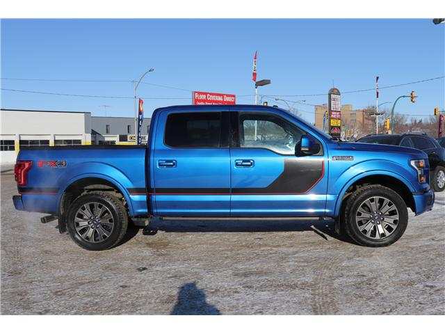 2016 Ford F-150 Lariat (Stk: P36183) in Saskatoon - Image 26 of 30