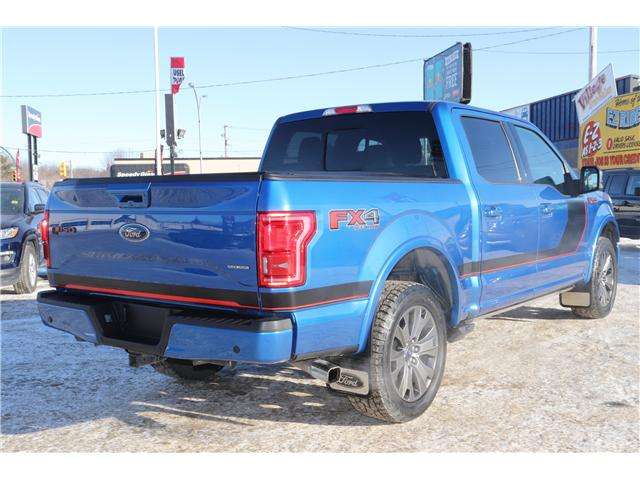 2016 Ford F-150 Lariat (Stk: P36183) in Saskatoon - Image 3 of 30