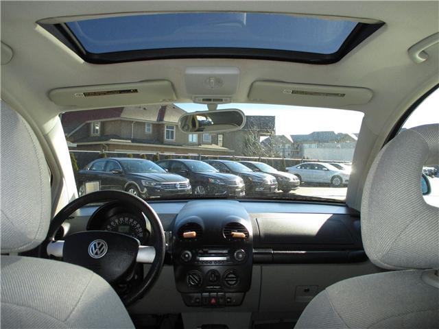 2000 Volkswagen New Beetle GLS (Stk: JB714789B) in Surrey - Image 17 of 21