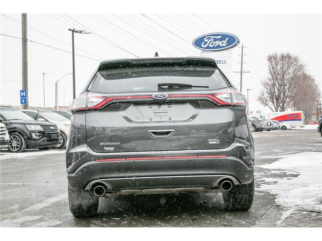 2018 Ford Edge SEL AWD-LEATHER-POWER ROOF-NAV-LOADED (Stk: 946750) in Ottawa - Image 5 of 30