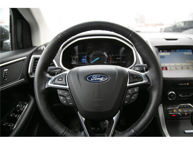 2018 Ford Edge SEL AWD-LEATHER-POWER ROOF-NAV-LOADED (Stk: 946750) in Ottawa - Image 15 of 30