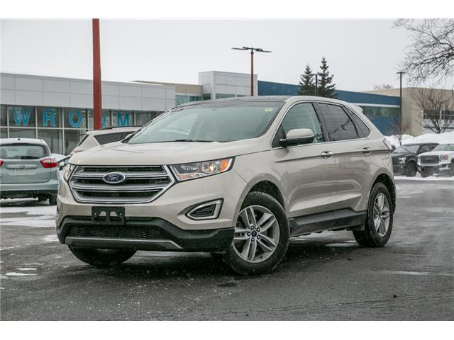 2017 Ford Edge SEL AWD-POWER ROOF-LOADED (Stk: 946220) in Ottawa - Image 1 of 29