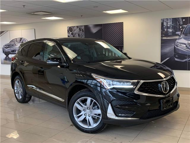 2019 Acura RDX Platinum Elite (Stk: D12334) in Toronto - Image 1 of 9