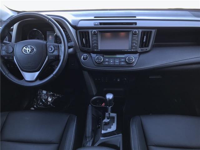 2016 Toyota RAV4 Limited (Stk: 190152A) in Cochrane - Image 11 of 21
