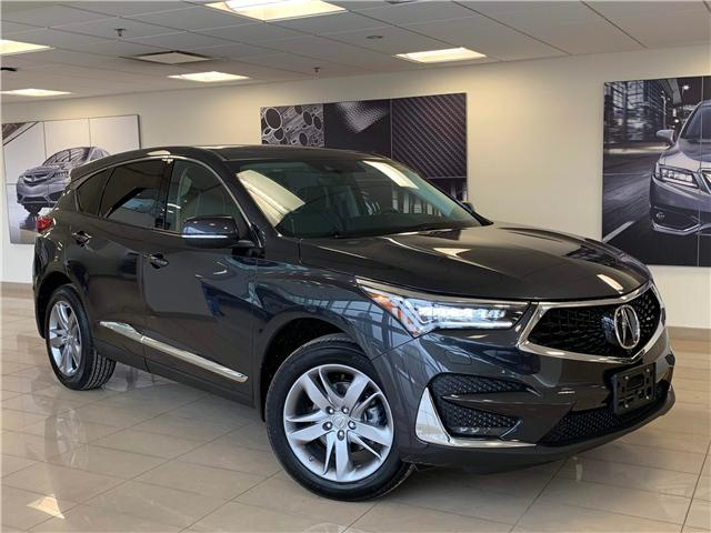 2019 Acura RDX Platinum Elite (Stk: D12311) in Toronto - Image 1 of 9