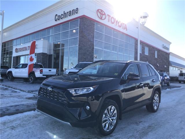 2019 Toyota RAV4 Limited (Stk: 190168) in Cochrane - Image 1 of 23