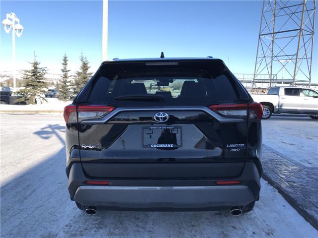 2019 Toyota RAV4 Limited (Stk: 190168) in Cochrane - Image 6 of 23