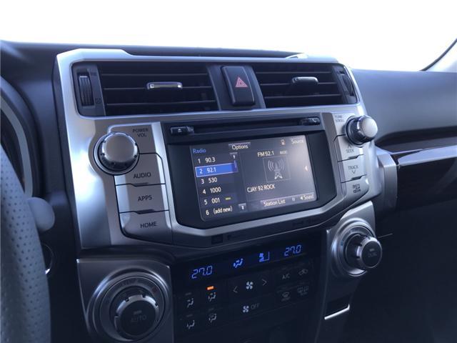 2019 Toyota 4Runner SR5 (Stk: 190173) in Cochrane - Image 21 of 22