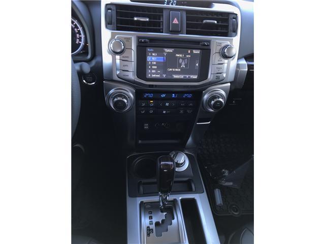 2019 Toyota 4Runner SR5 (Stk: 190173) in Cochrane - Image 11 of 22