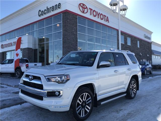 2019 Toyota 4Runner SR5 (Stk: 190173) in Cochrane - Image 1 of 22