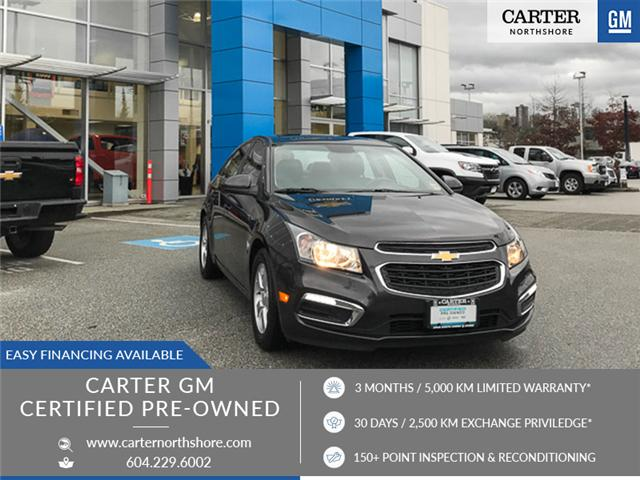 2015 Chevrolet Cruze 2LT (Stk: 971690) in North Vancouver - Image 1 of 27
