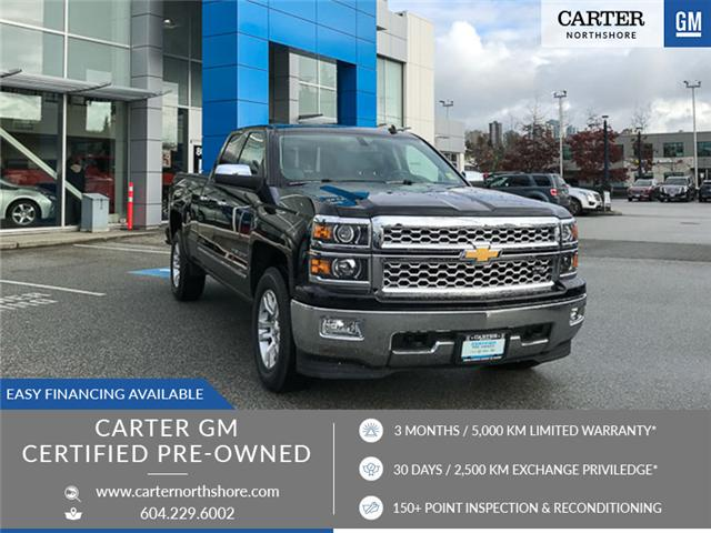 2014 Chevrolet Silverado 1500 2LZ (Stk: 8R03351) in North Vancouver - Image 1 of 26
