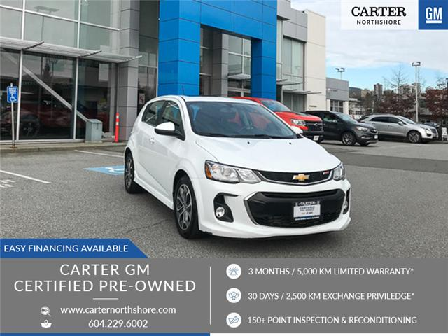 2017 Chevrolet Sonic LT Auto (Stk: 971950) in North Vancouver - Image 1 of 26