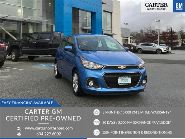 2017 Chevrolet Spark 1LT CVT (Stk: 971700) in North Vancouver - Image 1 of 27