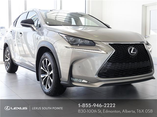 2015 Lexus NX 200t Base (Stk: L900138A) in Edmonton - Image 1 of 21