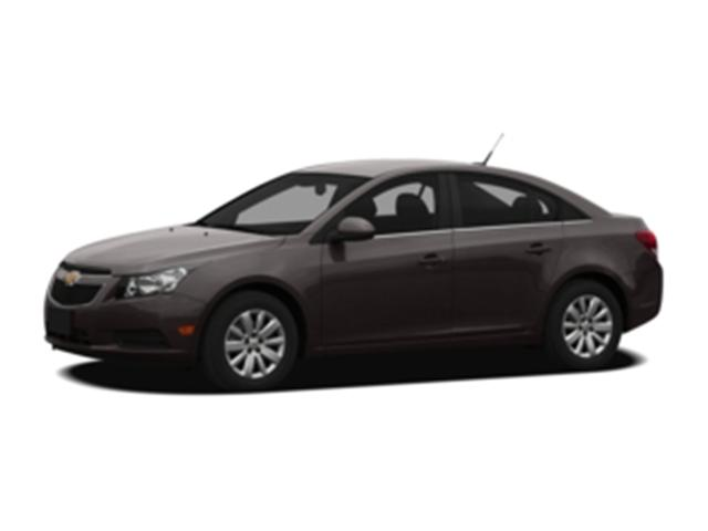2012 Chevrolet Cruze LT Turbo (Stk: 888965) in Truro - Image 1 of 16