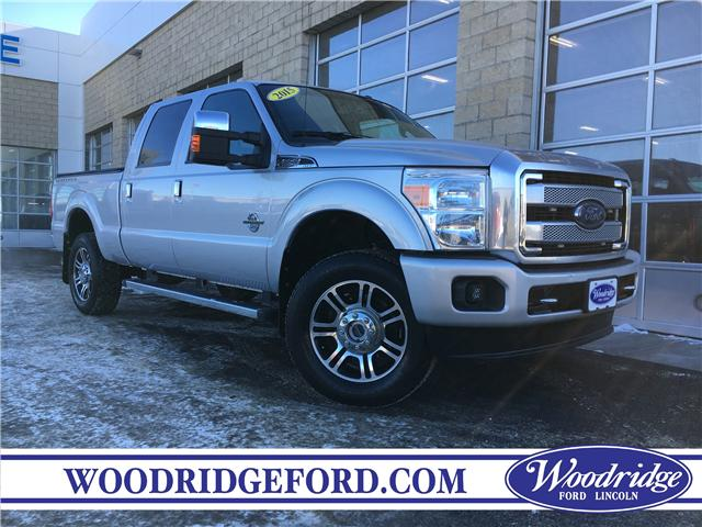 2015 Ford F-350 Lariat (Stk: 17095A) in Calgary - Image 1 of 19