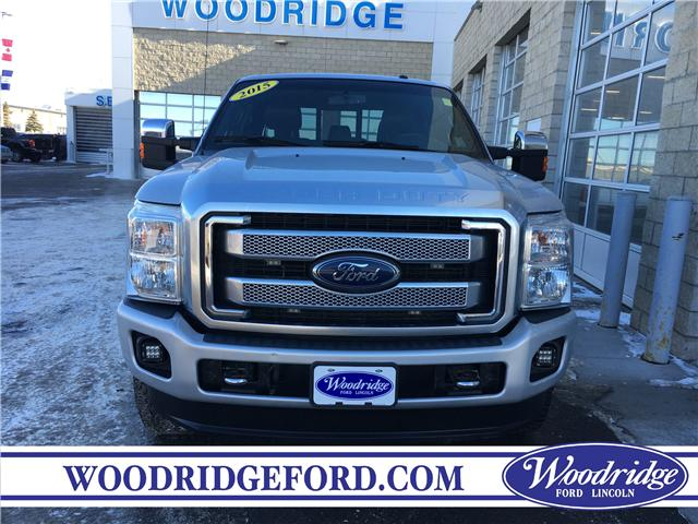 2015 Ford F-350 Lariat (Stk: 17095A) in Calgary - Image 4 of 19