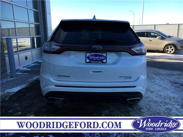 2018 Ford Edge Sport (Stk: 17177) in Calgary - Image 6 of 21