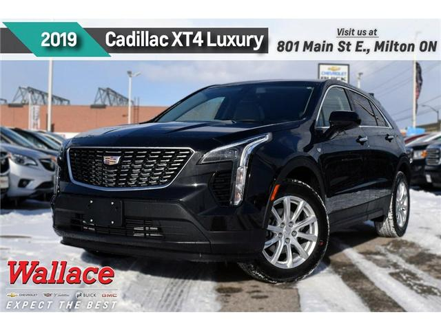 2019 Cadillac XT4  (Stk: 157835) in Milton - Image 1 of 9