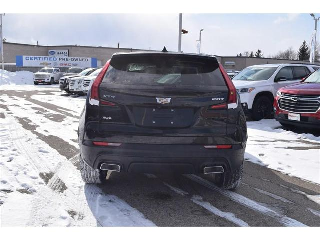 2019 Cadillac XT4  (Stk: 168831) in Milton - Image 2 of 9