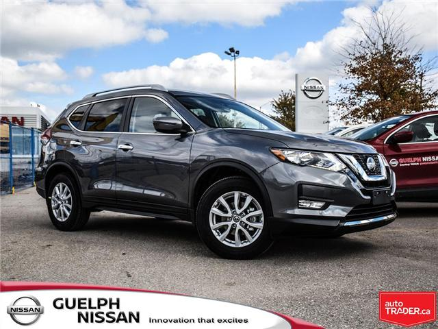 2019 Nissan Rogue SV (Stk: N19748) in Guelph - Image 1 of 9