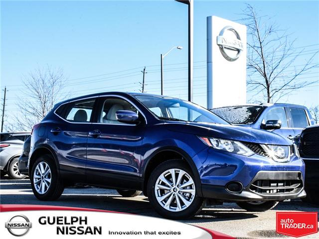 2018 Nissan Qashqai S (Stk: N19835) in Guelph - Image 1 of 21
