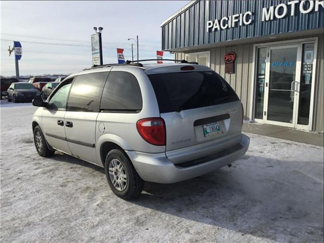 2005 Dodge Caravan Base (Stk: P8600) in Headingley - Image 5 of 5