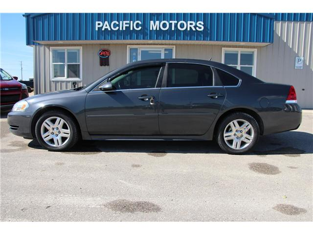 2011 Chevrolet Impala LT (Stk: P8894) in Headingley - Image 1 of 22
