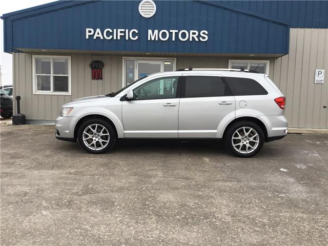 2014 Dodge Journey R/T (Stk: P8968) in Headingley - Image 1 of 21